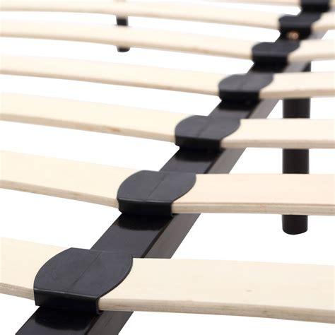 Wooden Bed Frame Parts Wooden Platform Bed Frame By Esf