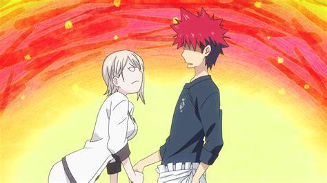 anoboy shokugeki no souma s3 shokugeki no souma ni no sara 02 lost in anime