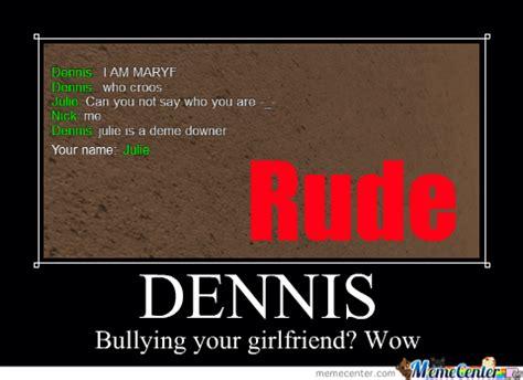 Dennis Meme - dennis meme by miki emolga on deviantart