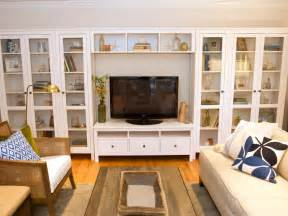 living room built in ideas 10 beautiful built ins and shelving design ideas hgtv