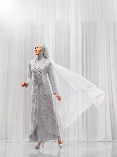 Bridal Dress Kebaya Pengantin Ekor Gown Wedding Prewed Prawed Modern 100 best images about baju pengantin on