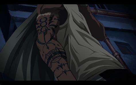 scars tattoo fma scar fullmetal alchemist wiki