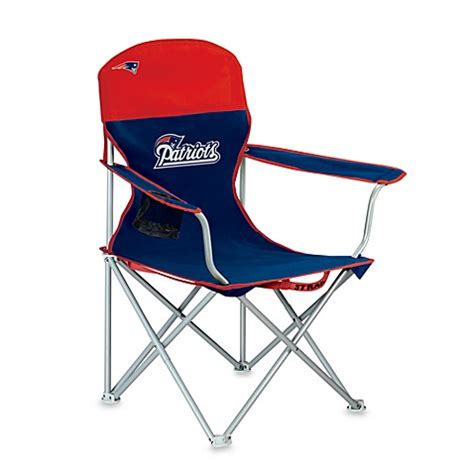 patriots chair nfl new patriots folding chair bed bath
