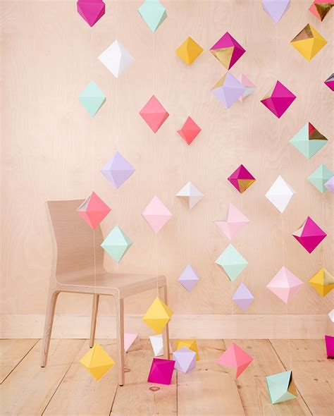 paper decorations for bedrooms the top trends in party decorations