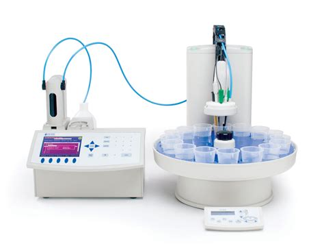 Bench Lights Automatic Potentiometric Ph Mv Ise Titration System