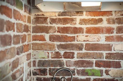 Kitchen Tile Backsplash Patterns The Beauty Of Our Bricks Reclaimed Brick Tile Blog