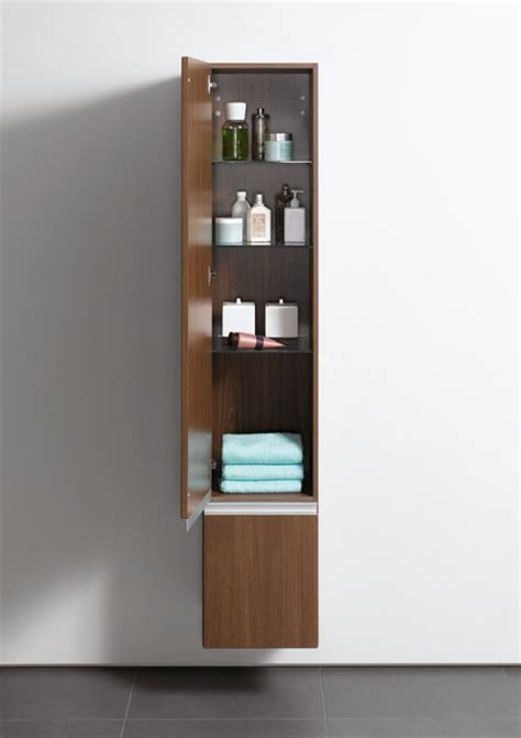 bathroom storage unit vitra espace tall bathroom storage unit contemporary