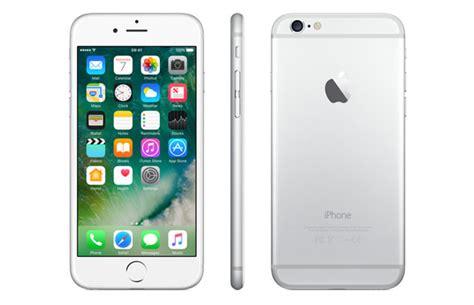 Termurah Bergaransi Bnib Iphone Se 16gb Silver Garansi 1 Tahun New Active Iphone 6 Plus 64 Gb Silver Renan Store