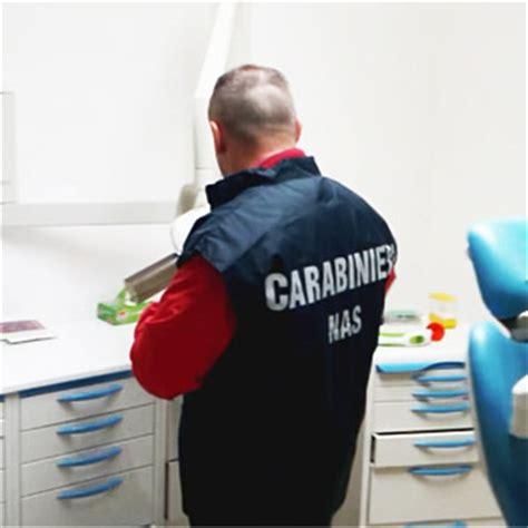 assistente alla poltrona genova carabinieri nas genova denunciati due falsi dentisti e un