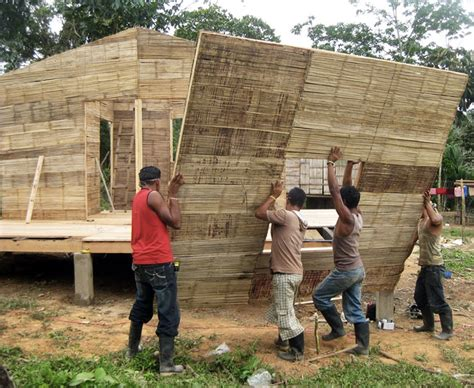 CO2 Bambu Brings Low Cost, Low Carbon Bamboo Housing to