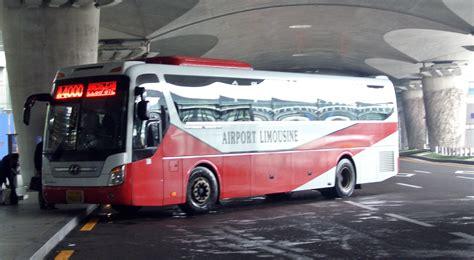 limousine bus korea flughafen bus korea airport limousine bus limo