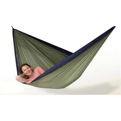 Tttm Hammock tttm parachute traveling hammock xl khaki blue rainbow hammocks buy 2016 hammock