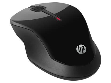 Mouse Wireless Hp hp x3500 wireless mouse h4k65aa hp 174 middle east