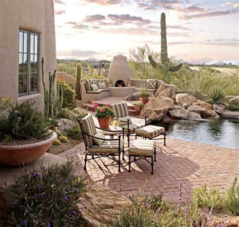 Hearth Pool And Patio Sudbury Fireplaces Backyards And Desert On