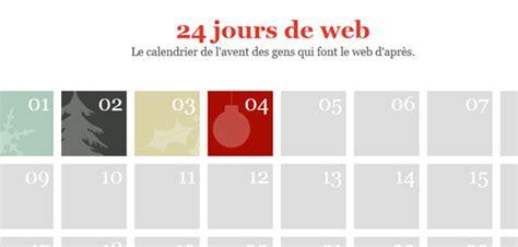 Calendrier Web Calendriers De L Avent Du Web Quels Suivre