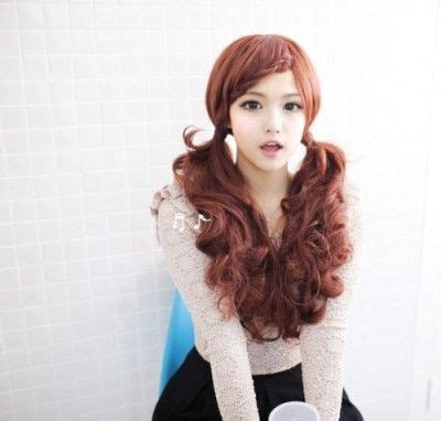 japanese hairstyles app beautiful cute pigtail style asian women hairstyles