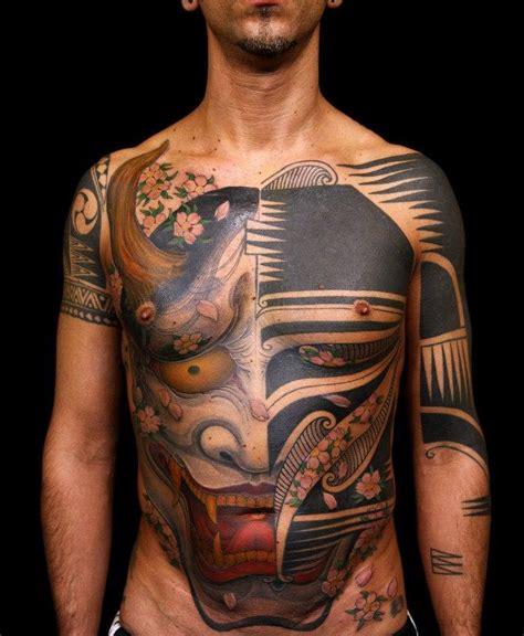tattoo japanese face tribal dubuddha org part 3