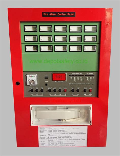 Alarm Appron alarm panel appron sn 2016 depot safety