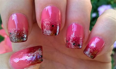 ombre design ombre nail design images latest nails fashion of ombre