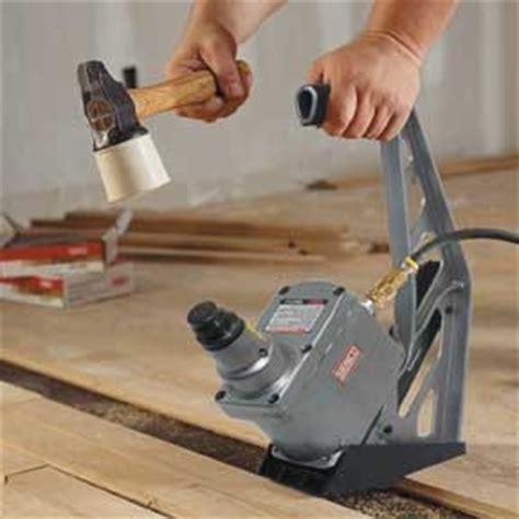 Senco SHF50 Pneumatic Hardwood Flooring Nailer NIB   eBay