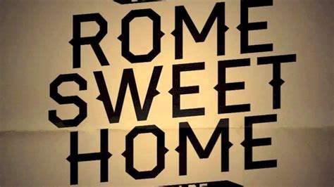 dj gengis rome sweet home intro