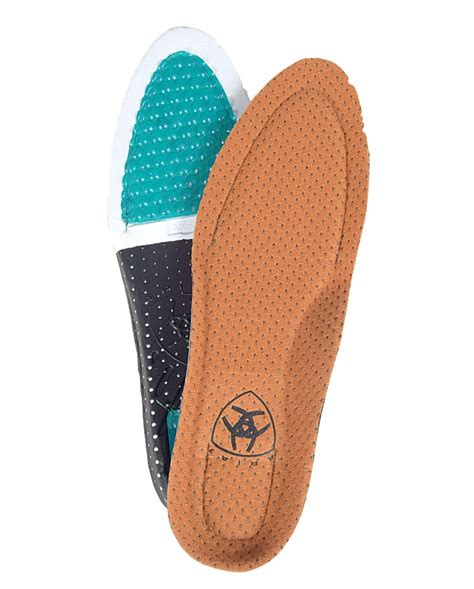 cowboy boot insoles ariat 174 s replacement insoles fort brands