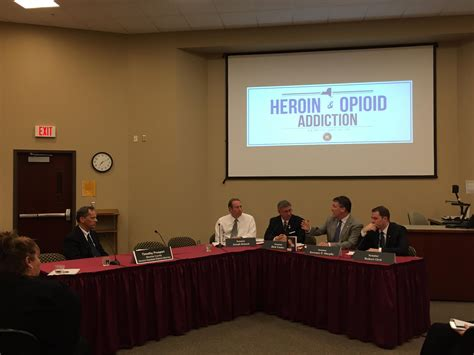 Rochester Ny Detox Heroine Centers by Senate Heroin Task Meets In Rochester Wxxi News