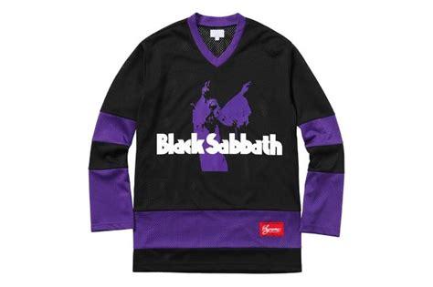 supreme clothing line black sabbath collaborates with supreme on clothing