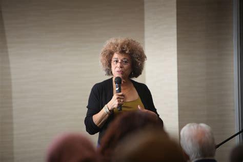 Um Flint Named To Best by Angela Davis Named Um Flint Visiting Professor