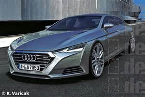 Next Generation Audi A7 Spied 2018 Audi A7 Ii Germancarforum