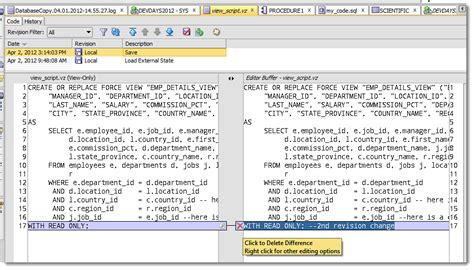 Pl Sql Developer by Do You Develop Your Pl Sql Directly In The Database Thatjeffsmith