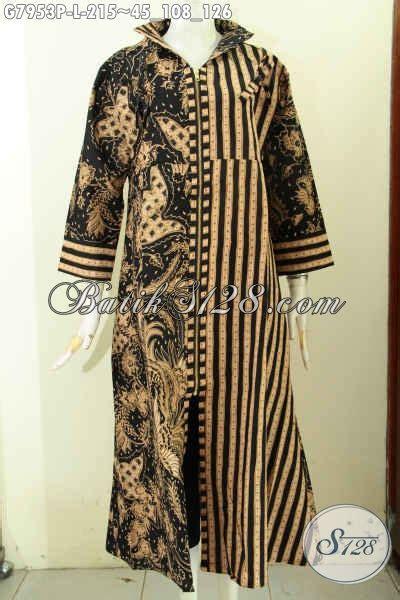 Baju Gamis Jawa jual gamis batik berkelas motif klasik proses printing produk baju batik jawa nan berkelas