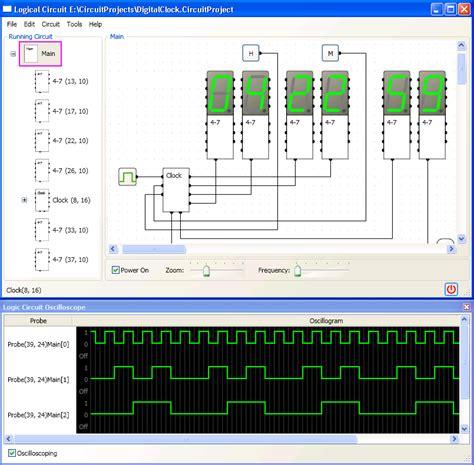 logic circuit builder downloads circuit design and simulation