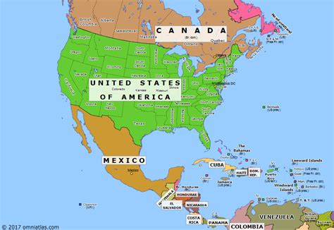 america map jamaica america in world war ii historical atlas of