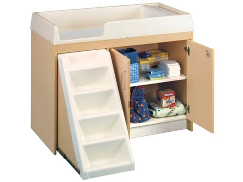 toddler walk up change table tot 343 changing tables