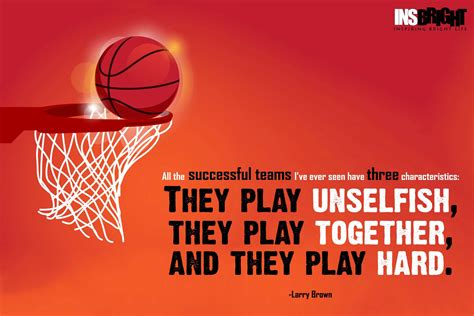 Basketball Quotes 50 Inspirational Basketball Quotes With Pictures Insbright