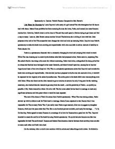 Like Water For Chocolate Essay by Like Water For Chocolate Comparitve Essay International Baccalaureate World Literature