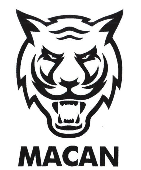 wow  gambar hitam putih macan gani gambar