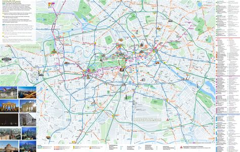 printable maps berlin maps update 21051488 berlin tourist attractions map