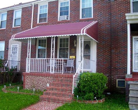 awnings baltimore 58 best adorable retro aluminum awnings images on pinterest