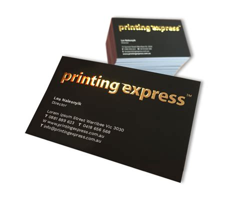 Business Card Express business card express