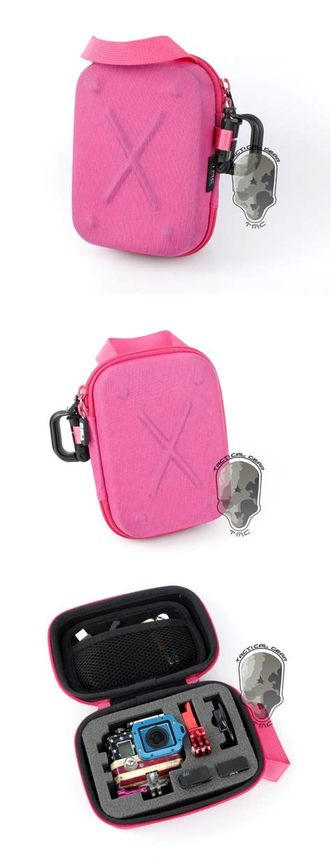 Tmc Module Aluminum Grip Monopod For Gopro And Xiaomi Yi Hr295 tmc small for gopro hd hero3 3 pink