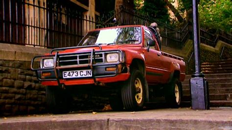 Top Gear Toyota Up What Model Year Was The Indestructible Toyota Hilux That