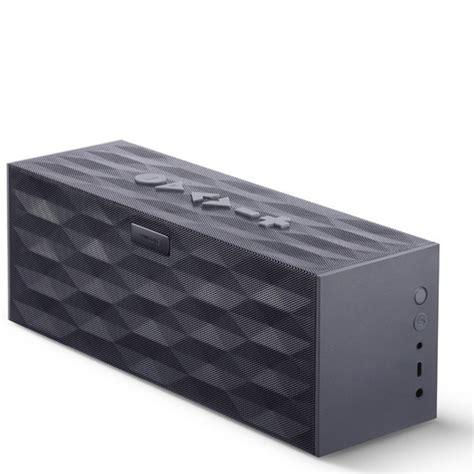 Speaker Bluetooth Jawbone jawbone big jambox bluetooth speaker graphite hex