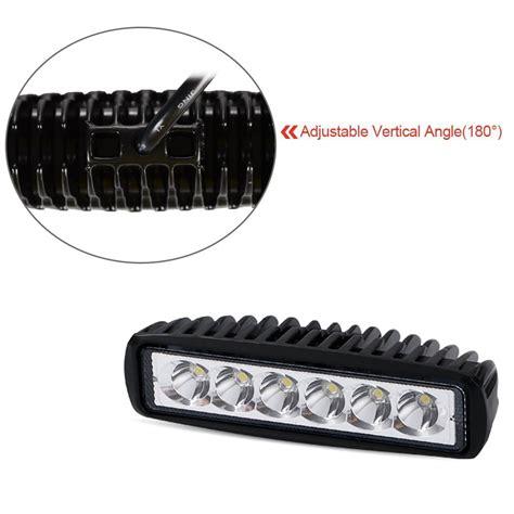best led boat spreader lights 6inch spreader led marine roof roll lights set of 2 for