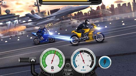 top bike real racing speed indir motor drag yaris oyunu