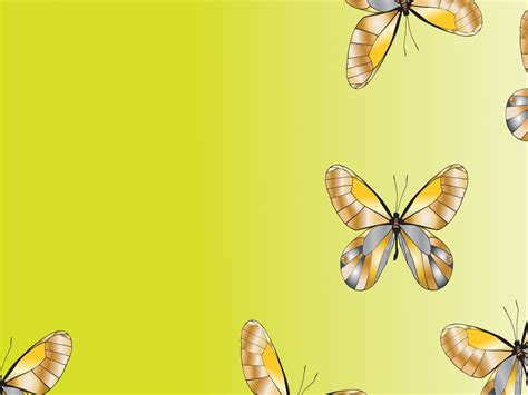 butterfly themes for powerpoint 2010 butterflies are flying powerpoint templates animals