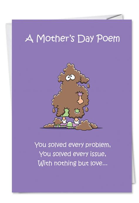 S Day Summary Poem Spit On Tissue S Day Greeting Card
