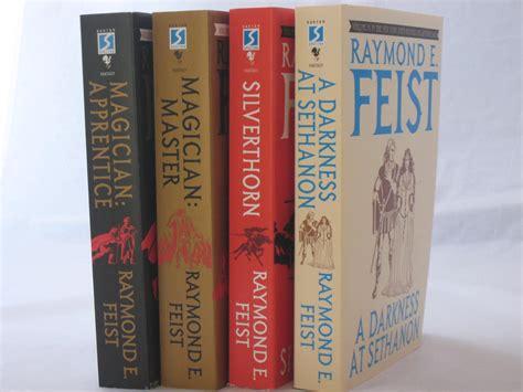 Riftwar Saga Magician Master Raymond E Feist the riftwar saga series 1 4 books by raymond e feist