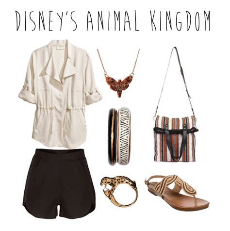 outfit inspiration disneys animal kingdom outfits